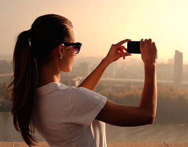 Atemberaubende Aufnahmen mit dem Smartphone