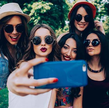 Selfies machen, was ist zu beachten?
