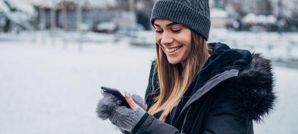 Das Ausschalten des Smartphones nutzt Ihnen, der Umwelt und Ihrem Handy