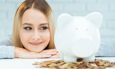 1. Vorteil: Niedrige monatliche Kosten