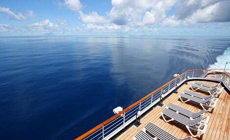 Kostenkontrolle beim Surfen auf See: WLAN auf Kreuzfahrtschiffen