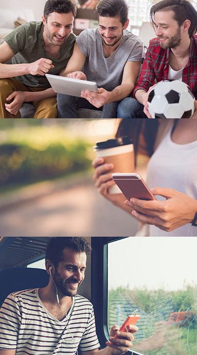 Das kostenlose Fußball Game fürs Smartphone