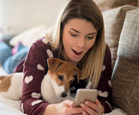 Die rundum-sorglos Haustier App
