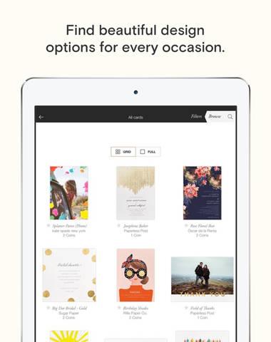 Paperless Post Invitations – Einladungskarten ganz einfach digital verschicken
