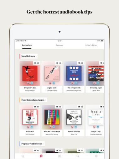 BookBeat – Die echte Flatrate für Hörbücher und Podcasts