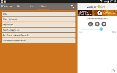 Vorleser.net – Klassiker als Hörbuch gratis downloaden