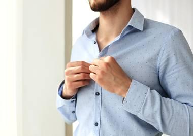 Angemessene Kleidung im Home Office tragen