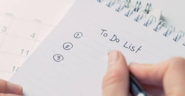 Home Office – sinnvolle Einteilung der Aufgaben
