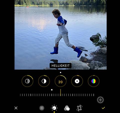 Videobearbeitung – Zusätzliche iOS Funktionalitäten erhöhen Kreativität