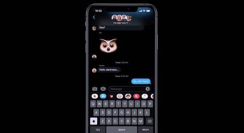 Neues Update von iOS: Schneller Nachrichten schreiben dank Streichtastatur