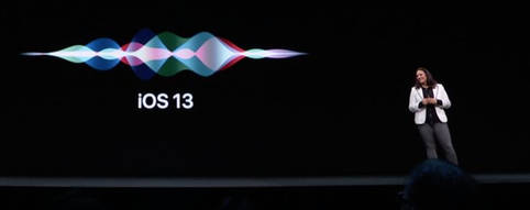iOS 13: Siri klingt natürlicher