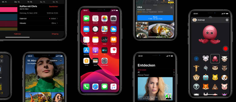 iOS 13: Funktionen & Features