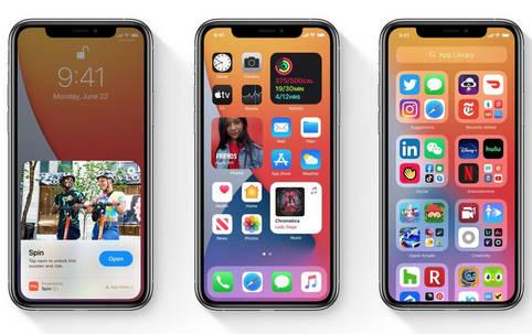 Widgets bei iOS 14