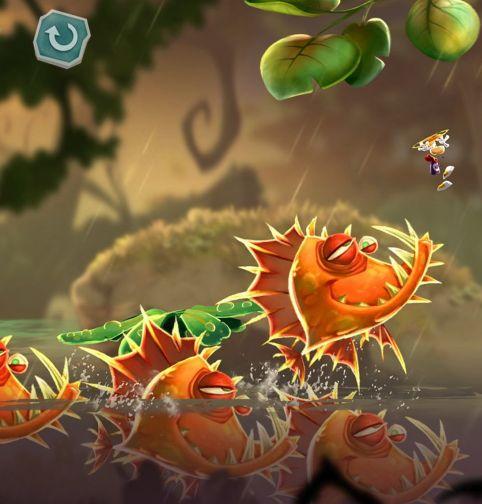 Wie viele andere Spiele für das iPad, ist auch Rayman Mini exklusiv im Rahmen von Apple Arcade erschienen.