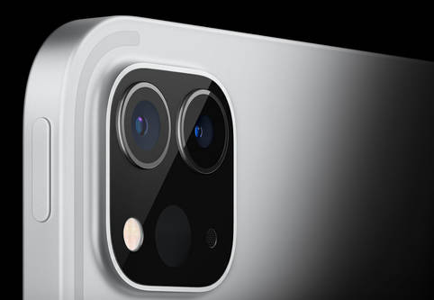 Apple iPad Pro 12,9 (2021) vs. iPad Pro 11 (2021): Das Kamera-Set-Up