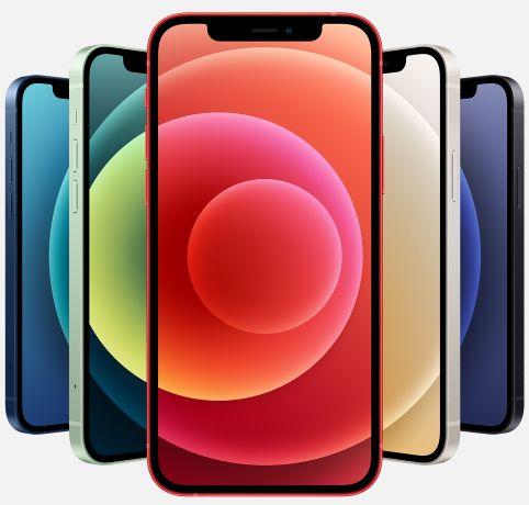 Das Display der iPhone 12-Serie