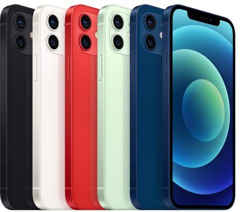 Die neue iPhone 12-Serie von Apple