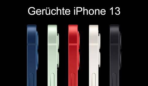 Die neuen iPhone-Modelle