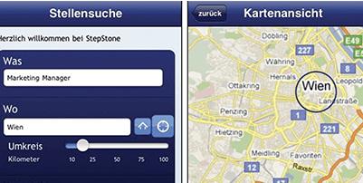 StepStone Jobs App