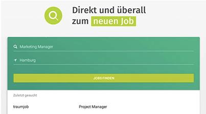 Xing Stellenmarkt App