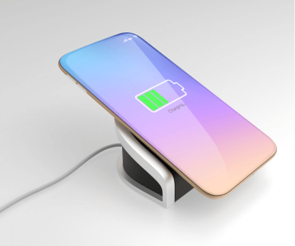 wireless charging handys und smartphones kabellos laden. Black Bedroom Furniture Sets. Home Design Ideas