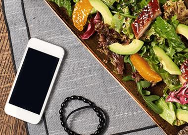 Koch-Apps mit dem Smartphone