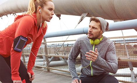 Mehr Erfolg und Motivation beim Joggen