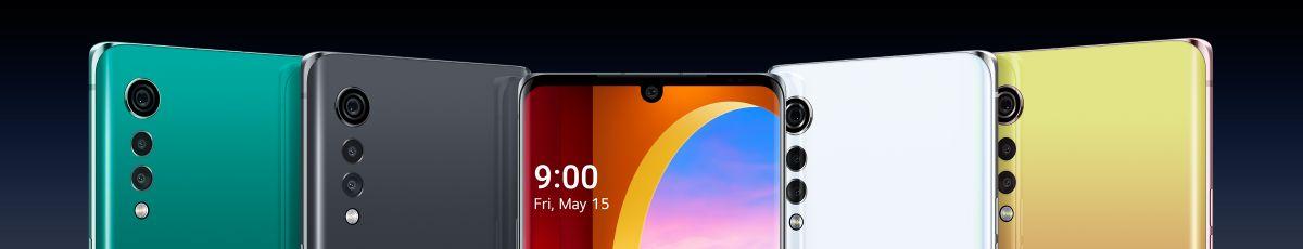 LG Velvet – das neue Smartphone-Flaggschiff der LG-Familie