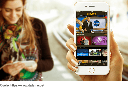 Aktuelle TV-Filme und Fernsehsendungen auch offline genießen