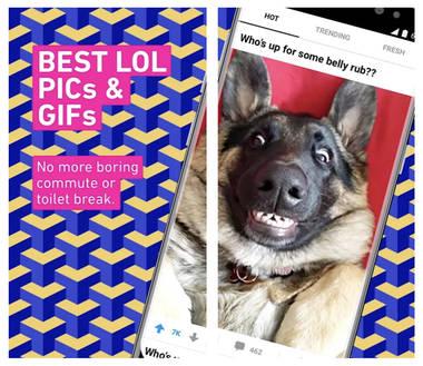 9GAG – die Anti-Langeweile App