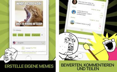 Memedroid – Spaß App für die tägliche Portion Memes