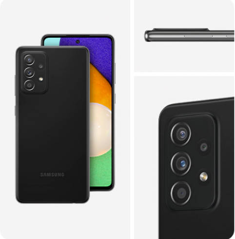 Das Samsung Galaxy A52
