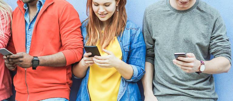 Smartphones unter 400 Euro