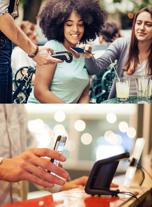 Wie funktioniert Mobile Payment?