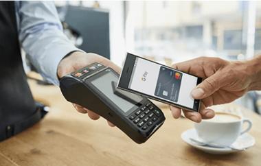 Google Pay - weltweit mit dem Handy bezahlen