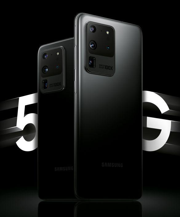 Galaxy S20 – Die neue Samsung Trilogie überzeugt vor allem durch ihr Design