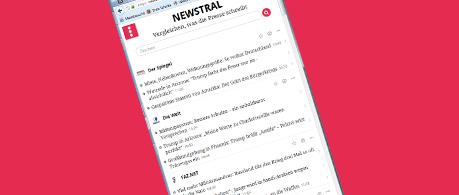 Newstral App