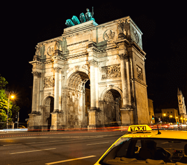 Münchner Taxi