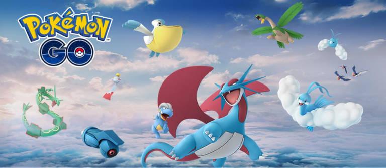 Pokémon Go feiert Geburtstag