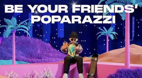 Poparazzi: Wo Freunde zu Paparazzi werden