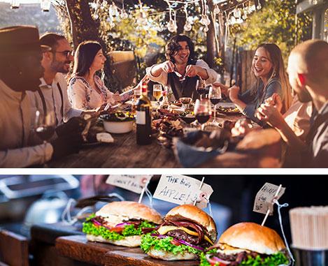 Restaurantfinder - Restaurantempfehlungen in aller Herren Länder