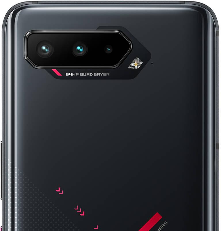 Kamera-Ausstattung Rog 5