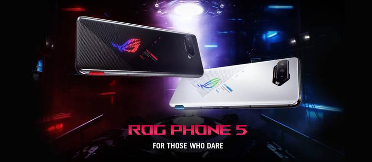 Das neue ASUS ROG Phone 5