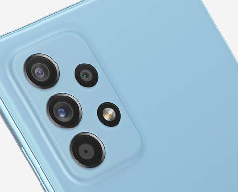 Kamera-Ausstattung