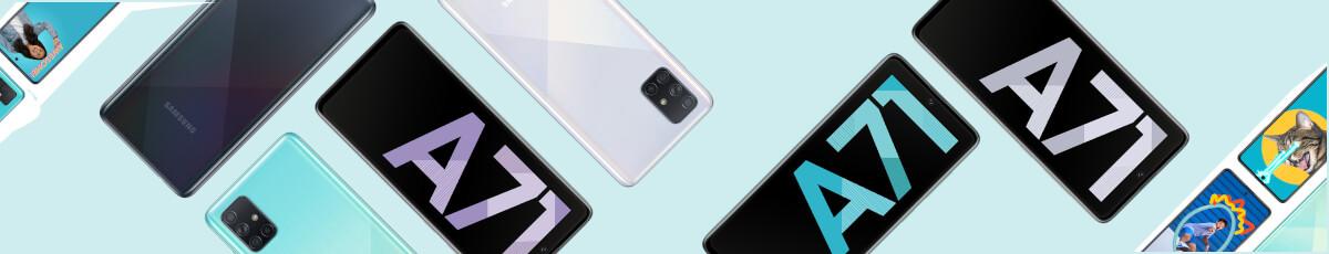 Samsung Galaxy A71: Alle Details zum XXL-Display-Smartphone