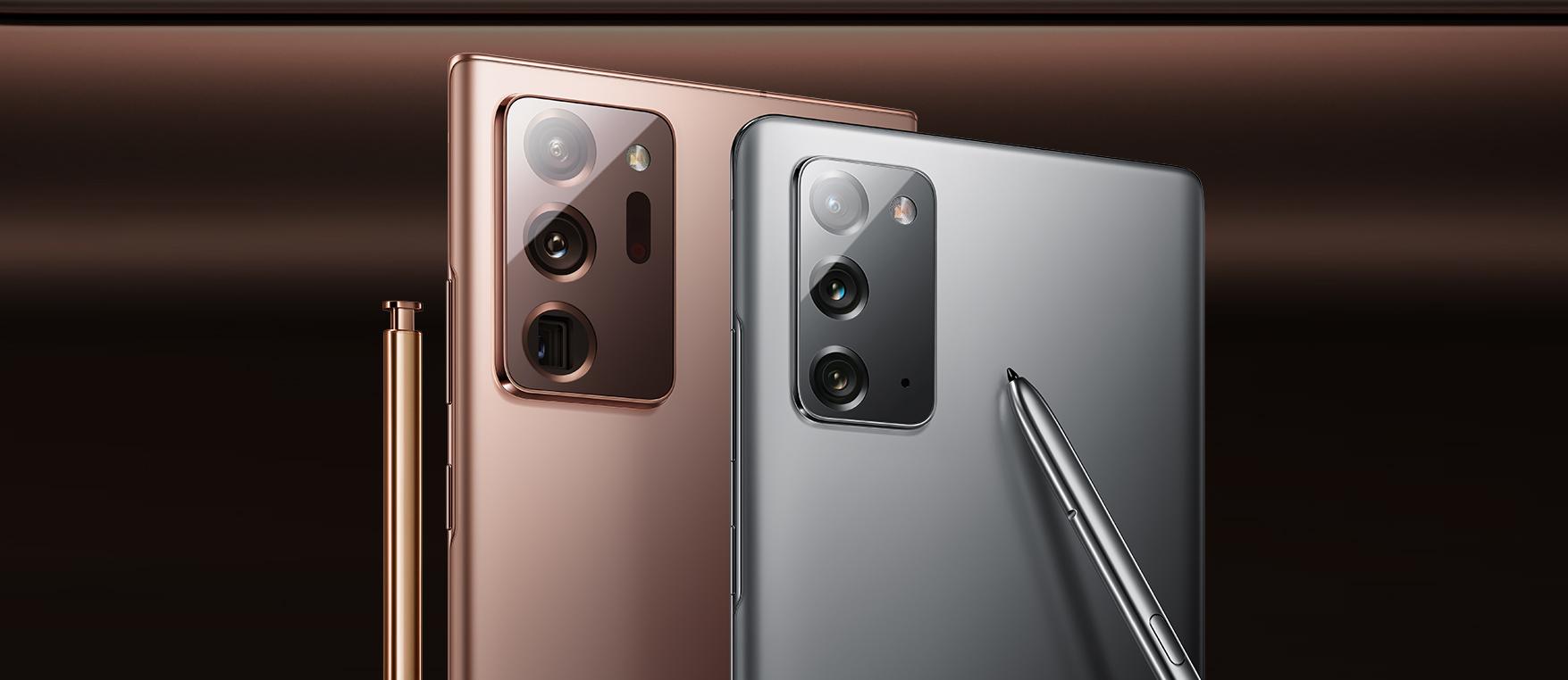Das neue Samsung Galaxy Note 20