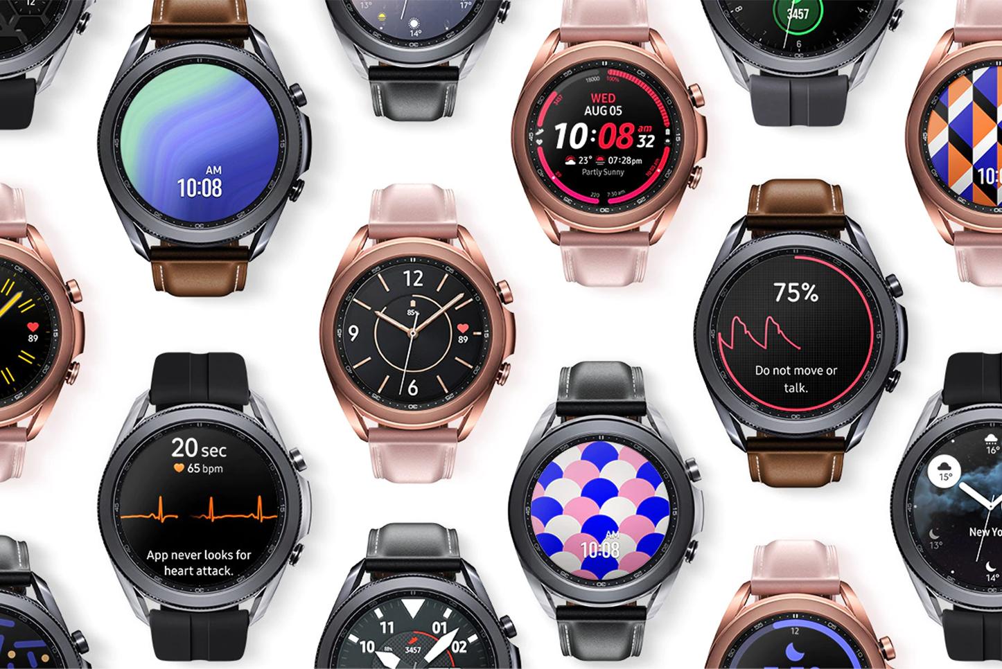 Entscheidungshilfe kompakt – Kaufen Sie die Galaxy Watch3, wenn Sie ...