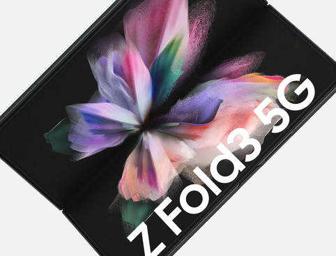 Die Features und Funktionen des Galaxy Z Fold3 im Detail