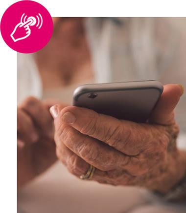 Seniorenhandy – diese Eigenschaften zeichnen Handys für Senioren aus