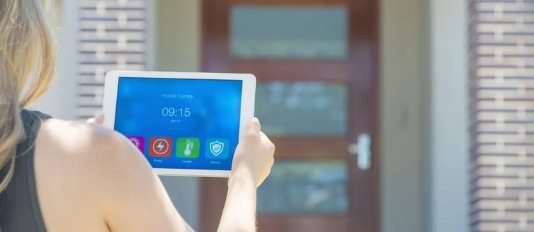 Sichere Smart Locks für die Haustür